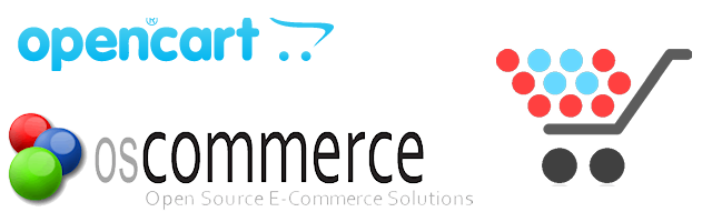 openCart  vs osCommerce